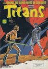 Cover for Titans (Editions Lug, 1976 series) #95