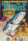 Cover for Titans (Editions Lug, 1976 series) #97