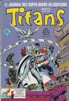 Cover for Titans (Editions Lug, 1976 series) #99