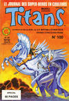 Cover for Titans (Editions Lug, 1976 series) #100