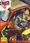 Cover for Spider (Serieforlaget / Se-Bladene / Stabenfeldt, 1968 series) #3/1968