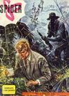 Cover for Spider (Serieforlaget / Se-Bladene / Stabenfeldt, 1968 series) #4/1968