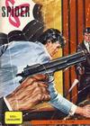 Cover for Spider (Serieforlaget / Se-Bladene / Stabenfeldt, 1968 series) #2/1969