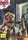 Cover for Spider (Serieforlaget / Se-Bladene / Stabenfeldt, 1968 series) #5/1969
