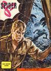 Cover for Spider (Serieforlaget / Se-Bladene / Stabenfeldt, 1968 series) #6/1969