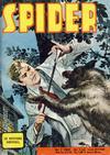 Cover for Spider (Serieforlaget / Se-Bladene / Stabenfeldt, 1968 series) #7/1969