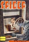 Cover for Spider (Serieforlaget / Se-Bladene / Stabenfeldt, 1968 series) #1/1970