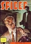 Cover for Spider (Serieforlaget / Se-Bladene / Stabenfeldt, 1968 series) #2/1970