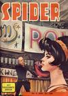 Cover for Spider (Serieforlaget / Se-Bladene / Stabenfeldt, 1968 series) #4/1970