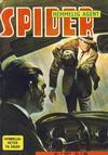 Cover for Spider (Serieforlaget / Se-Bladene / Stabenfeldt, 1968 series) #1/1971