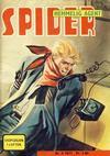 Cover for Spider (Serieforlaget / Se-Bladene / Stabenfeldt, 1968 series) #4/1971