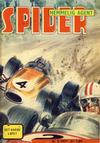 Cover for Spider (Serieforlaget / Se-Bladene / Stabenfeldt, 1968 series) #5/1971