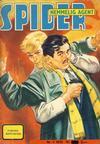 Cover for Spider (Serieforlaget / Se-Bladene / Stabenfeldt, 1968 series) #1/1972