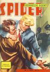 Cover for Spider (Serieforlaget / Se-Bladene / Stabenfeldt, 1968 series) #2/1972