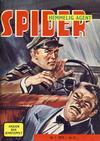 Cover for Spider (Serieforlaget / Se-Bladene / Stabenfeldt, 1968 series) #1/1973