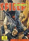 Cover for Spider (Serieforlaget / Se-Bladene / Stabenfeldt, 1968 series) #2/1973