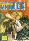 Cover for Spider (Serieforlaget / Se-Bladene / Stabenfeldt, 1968 series) #3/1973