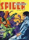 Cover for Spider (Serieforlaget / Se-Bladene / Stabenfeldt, 1968 series) #6/1973