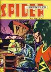 Cover for Spider (Serieforlaget / Se-Bladene / Stabenfeldt, 1968 series) #1/1974