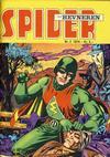 Cover for Spider (Serieforlaget / Se-Bladene / Stabenfeldt, 1968 series) #2/1974