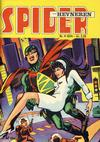 Cover for Spider (Serieforlaget / Se-Bladene / Stabenfeldt, 1968 series) #4/1974
