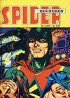 Cover for Spider (Serieforlaget / Se-Bladene / Stabenfeldt, 1968 series) #6/1974