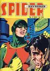 Cover for Spider (Serieforlaget / Se-Bladene / Stabenfeldt, 1968 series) #11/1974