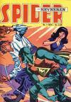 Cover for Spider (Serieforlaget / Se-Bladene / Stabenfeldt, 1968 series) #1/1975