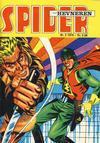 Cover for Spider (Serieforlaget / Se-Bladene / Stabenfeldt, 1968 series) #3/1975