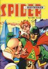 Cover for Spider (Serieforlaget / Se-Bladene / Stabenfeldt, 1968 series) #4/1975