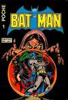 Cover for Batman Poche (Sage - Sagédition, 1976 series) #1