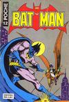 Cover for Batman Poche (Sage - Sagédition, 1976 series) #12