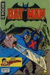 Cover for Batman Poche (Sage - Sagédition, 1976 series) #17