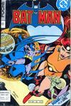 Cover for Batman Poche (Sage - Sagédition, 1976 series) #50