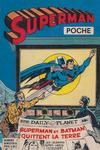 Cover for Superman Poche (Sage - Sagédition, 1976 series) #7