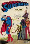 Cover for Superman Poche (Sage - Sagédition, 1976 series) #17