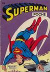 Cover for Superman Poche (Sage - Sagédition, 1976 series) #22