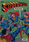 Cover for Superman Poche (Sage - Sagédition, 1976 series) #24