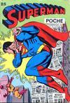 Cover for Superman Poche (Sage - Sagédition, 1976 series) #25