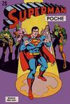 Cover for Superman Poche (Sage - Sagédition, 1976 series) #28