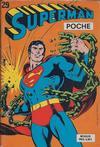 Cover for Superman Poche (Sage - Sagédition, 1976 series) #29