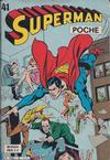 Cover for Superman Poche (Sage - Sagédition, 1976 series) #41