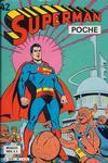 Cover for Superman Poche (Sage - Sagédition, 1976 series) #42