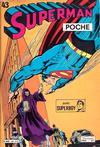 Cover for Superman Poche (Sage - Sagédition, 1976 series) #43