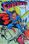 Cover for Superman Poche (Sage - Sagédition, 1976 series) #44