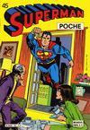 Cover for Superman Poche (Sage - Sagédition, 1976 series) #45