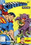 Cover for Superman Poche (Sage - Sagédition, 1976 series) #61