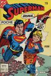 Cover for Superman Poche (Sage - Sagédition, 1976 series) #79