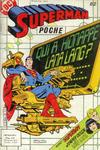 Cover for Superman Poche (Sage - Sagédition, 1976 series) #82