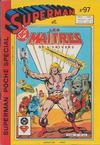 Cover for Superman Poche (Sage - Sagédition, 1976 series) #97